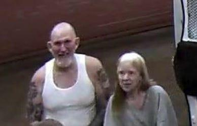 Fugitive couple wanted in murder arrested in remote area of Arizona