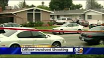 Authorities Investigate Officer-Involved Shooting In Orange
