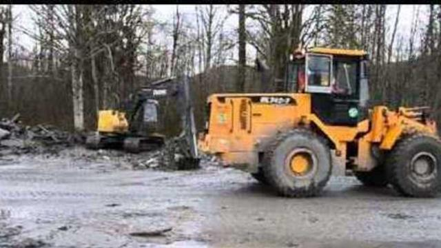National Guard Assist in Oso Mudslide Rescue Operations