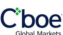Cboe Global Markets Completes Acquisition of Leading Canadian ATS MATCHNow