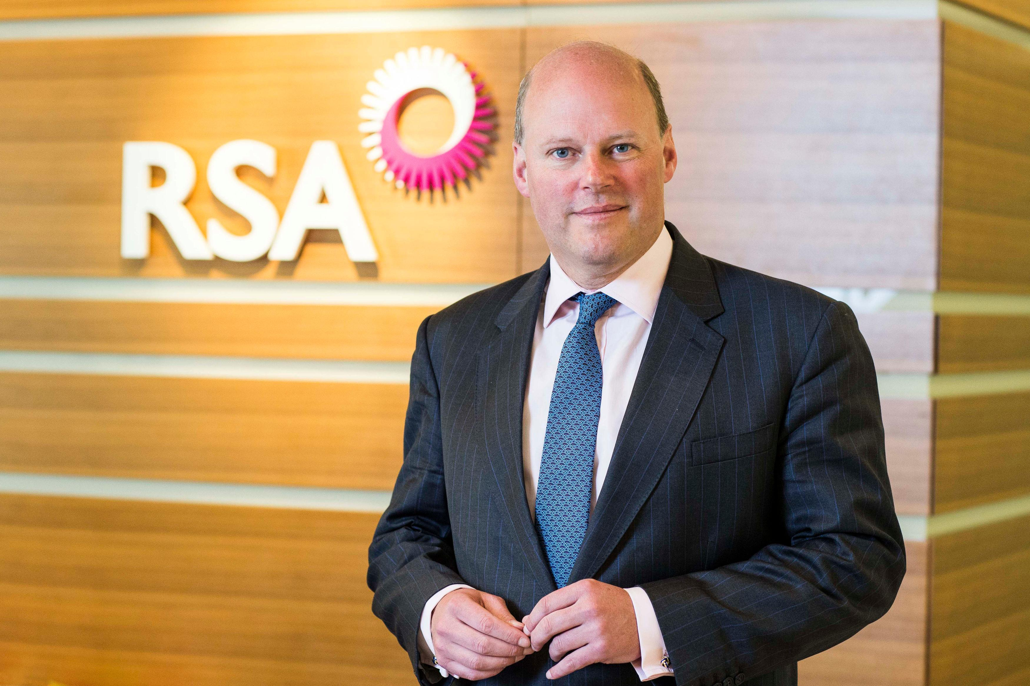 RSA in talks with Intact and Tryg over £7bn takeover deal
