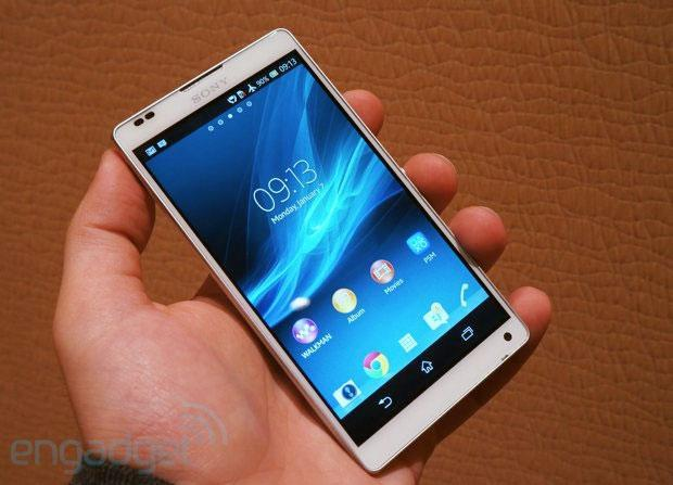 Sony Xperia ZL coming to a swath of Canadian carriers in April