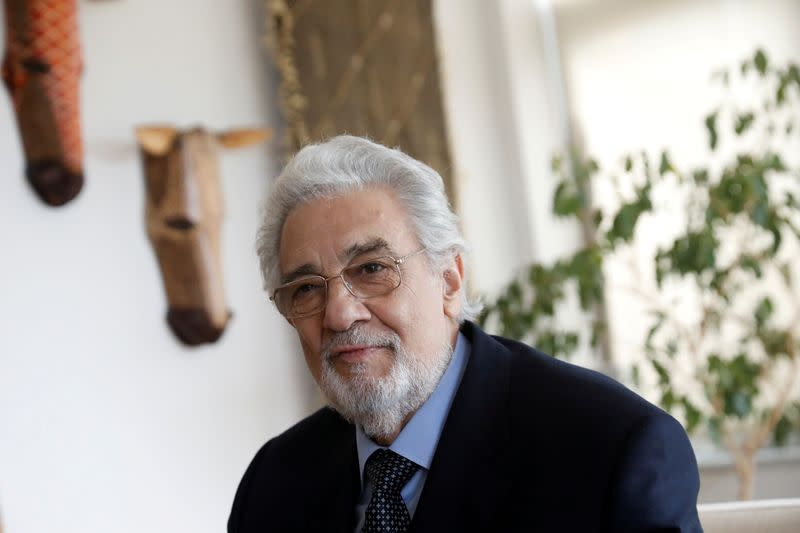 Placido Domingo apologizes after union finds he sexually harassed women