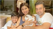 Shilpa Shetty Shares First Picture of Daughter Samisha Shetty