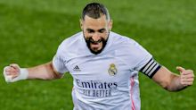 Karim Benzema brace helps Real Madrid emphatically respond to cup embarrassment