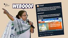 BJP Shares Clipped Video of Mamata Reciting Islamic Verses