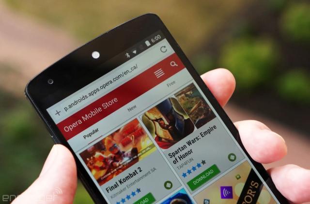 Opera buys a Netflix-style smartphone app service