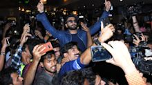 Ranveer Singh creates a frenzy at the trailer launch of 'Simmba'