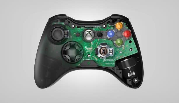 Oculus to acquire Xbox 360 controller designer Carbon