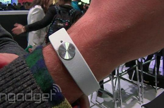 Sony's Core isn't a wearable, it's a sensor (hands-on)