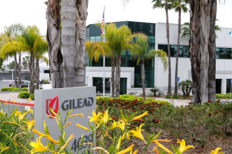 EU makes one billion-euro bet on Gilead's COVID drug before trial results