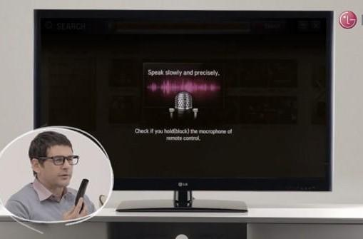 Voice Control for LG Smart TVs to roll out by end of April, Magic Remotes to require spit guards