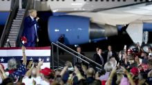 Trump and Russia echo each other in presidential race
