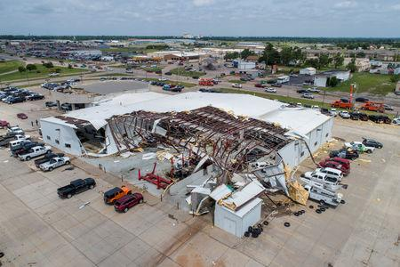 Rescuers Search For Survivors After Oklahoma Tornado Kills