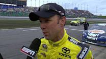 Post-Race Reactions: Hollywood Casino 400