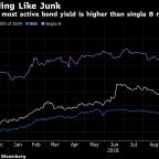 PG&E Debt Crash Leads Slump in Investment-Grade Utility Bonds