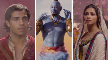 The first full trailer for the new Aladdin film is here