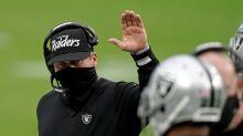"Jon Gruden: Raiders are on ""cutting edge of beating the virus"""