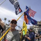 Nationwide far-right rallies fizzle