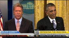 CBS Reporter Defends Question That Made President Obama Bristle
