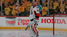 Craig Anderson's wife, Nicholle, told she's cancer-free