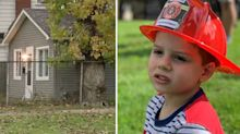 Dog kills boy, 4, despite mum's desperate efforts to stop attack