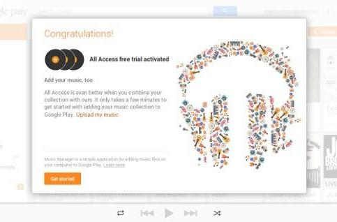 Google Play Music All Access makes its way to seven more European countries