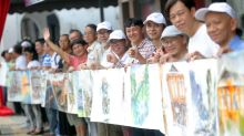 China, Malaysia artists come together for Perak scroll painting