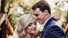 Casal escolhe avós para serem damas de honra no casamento