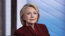 Hillary Clinton says she 'fears for Britain' under Boris Johnson