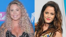 'Teen Mom' Jenelle Evans sets co-star Kailyn Lowry's 'peace gathering gift' on fire