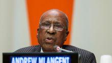 South African anti-apartheid campaigner Andrew Mlangeni dies at 95