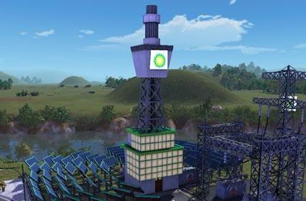 SimCity Societies teaches players to think 'green'