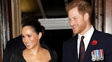 Prince Harry and Meghan Markle kick-start six week break from royal duties