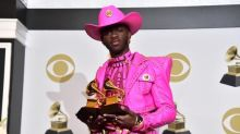 Lil Nas X claps back to 'homophobic' and 'hateful' comment criticising his Grammys outfit
