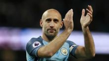 Free agent Zabaleta joins West Ham on two-year contract
