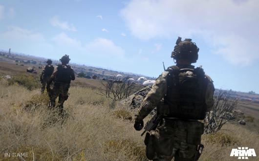 Arma 3 hits Steam, retail on Sept. 12