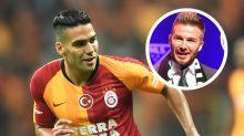 """Galatasaray-Star Radamel Falcao verrät: """"Möchte bei diesem Klub spielen"""""""