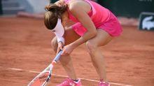 Roland-Garros (F) - Roland-Garros: Alizé Cornet éliminée au deuxième tour par Zhang Shuai