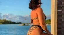 Demi Lovato assume celulites e desabafa: 'Cansada de ter vergonha'