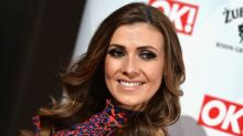 'Like I'd been hit by a truck' - Kym Marsh talks terrifying hospital ordeal