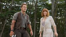 Chris Pratt paid £1.5m more than Bryce Dallas Howard for 'Jurassic World 2'