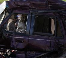 Crash kills 13 on route for illegal border crossings