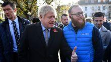 Farage Retreat Aids Johnson's Election Push: U.K. Campaign Trail