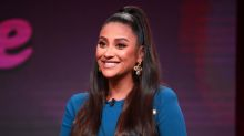 Shay Mitchell mom-shamed for attending Drake's birthday party soon after giving birth