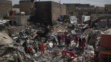 US airstrike in Mosul caused explosion that killed more than 100 Iraqi civilians
