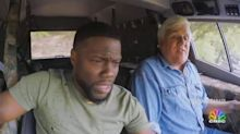 Kevin Hart freaks out during extreme off-roading: 'They trying to kill me'