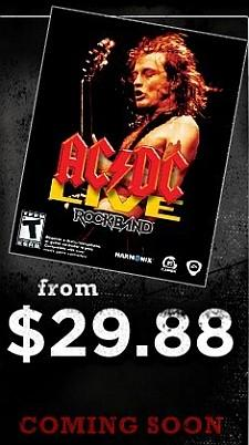 Rock Band AC/DC tracks can only be transfered once per disc