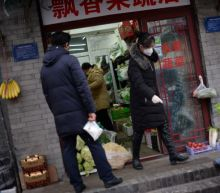 Coronavirus cases in China's Hubei fall for second day, Apple and markets feel impact