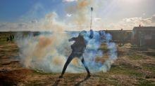 Netanyahu blocks Gaza aid funds after border flare-up